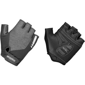 GripGrab ProGel Padded Short Finger Gloves Women grey